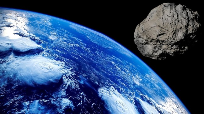 Former NASA expert says there is a 100% chance of an asteroid smashing into Earth, unless we don't act now to protect the planet.