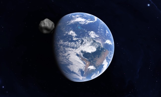 Asteroid 2000 QW7 bigger than the second-tallest skyscraper on the planet will fly extremely close to Earth and home astronomers will be able to see the space rock.