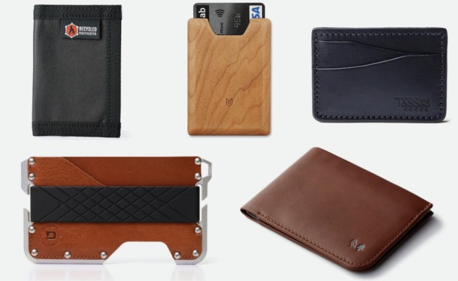 best everyday carry wallets Fall 2019