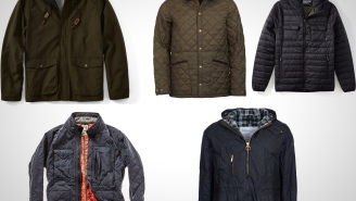 Layer Up With One Of These 5 Classic Jackets This Fall