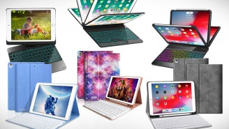 The Best iPad Keyboard Cases To Effectively Turn Your Tablet Into A Laptop