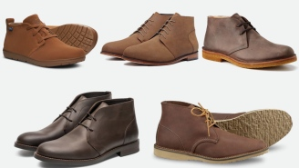 5 Pairs Of Chukka Boots To Have You Lookin Fresh AF This Fall