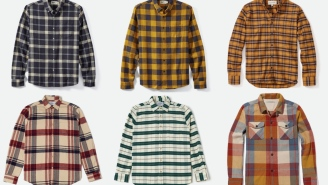 6 Of The Best Plaid Flannel Shirts For Men In Fall 2019