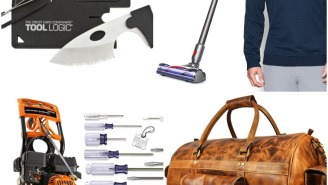 Woot Daily Deals: Under Armour SweaterFleece, Dyson Stick Vacuums, Multi-Tools, Powerwashers, and Generators