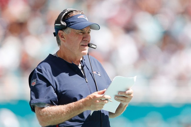 Twitter laughed at Bill Belichick's quote about the Jets being a handful in upcoming game