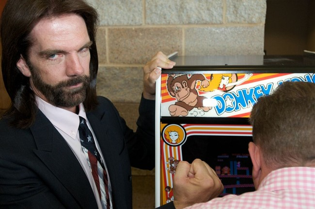 billy mitchell suing donkey kong record
