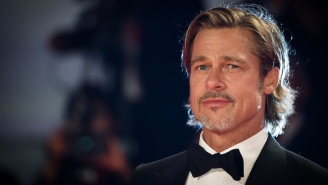 Movie Stars, They're Just Like You!: Brad Pitt Says He Once 'Bonged' Himself 'Into Oblivion'