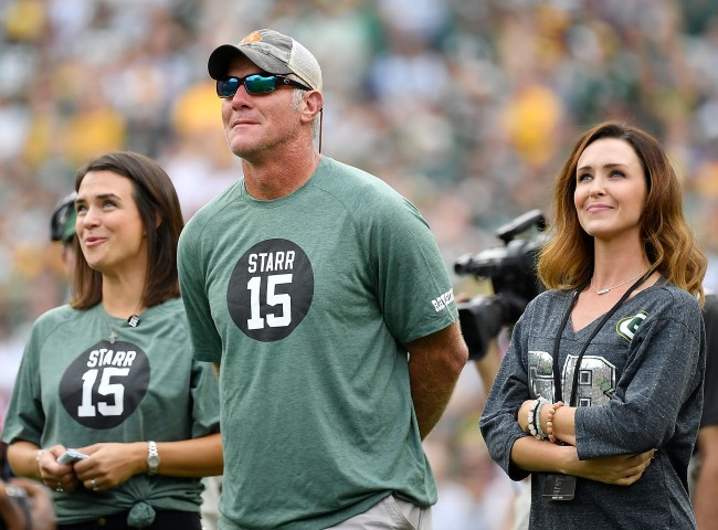 Brett Favre says friends and family tried encouraging NFL comeback after Andrew Luck's retirement