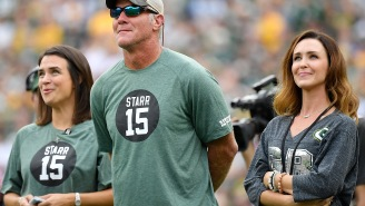 Brett Favre Claims Friends And Family Encouraged NFL Comeback After News Of Andrew Luck's Retirement