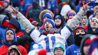 You Can Now Bet On Whether Or Not A Dildo Will Be Thrown On The Field During The Patriots-Bills Game This Week