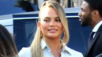 Chrissy Teigen Accidentally Tweeted Her Email Address, So Naturally, The Internet Started FaceTiming Her: Watch