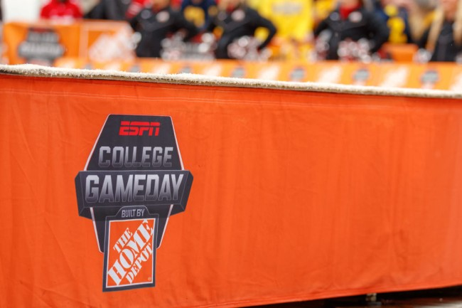 college gameday sign beer money donation