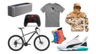 Daily Deals: Fun Socks, Mountain Bikes, Specials On The North Face Gear, Converse Clearance, Puma Sale And More!
