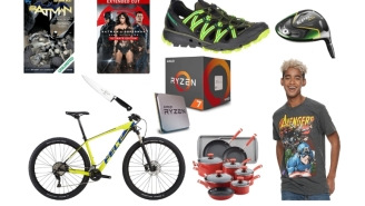 Daily Deals: Carbon Fiber Bike, Callaway Pre-Owned Golf Sale, $7 Marvel Shirts, Superhero Movies, Comic Books Sale For Batman Day