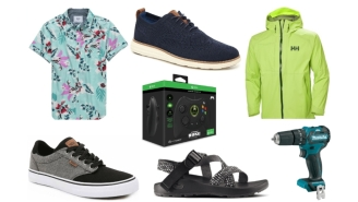 Daily Deals: Chaco Sandals, Sous Vide Cookers, Drills, Marmot Clothing, DSW Sale And More!