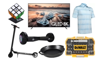 Daily Deals: Scooters, 82-Inch 8K TVs, Flannel Shirts, Dell Laptops, Eddie Bauer Clearance, AG Pants Sale And More!