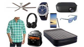 Daily Deals: Patek Philippe Watches, Galaxy Note, Rotisserie Air Fryers, Ceiling Fans, Modern Furniture, J.Crew Sale And More!