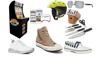 Daily Deals: FlightScope Golf, Arcade Street Fighter, Aldo Sandals, Reebok Friends & Family Sale, Sperry Clearance And More!