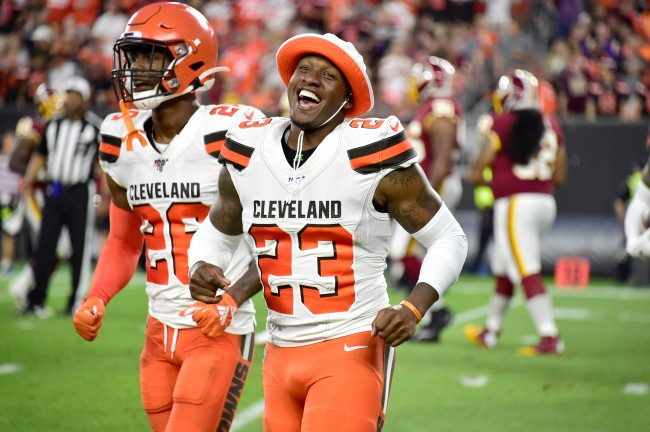 Damarious Randall rips Packers and clowns QB DeShone Kizer after being traded for him last year