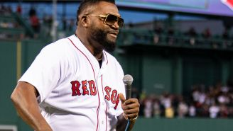 David Ortiz Made An Emotional Return To Fenway Park In His First Public Appearance Since Being Shot