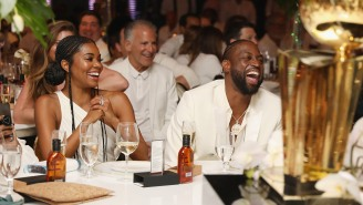 Take A Look At The Monstrous Miami Beach Mansion Dwyane Wade And Gabrielle Union Are Selling For $32.5M