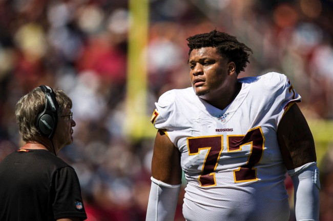 Redskins lineman Ereck Flowers criticized the New York Giants for being a terrible organization
