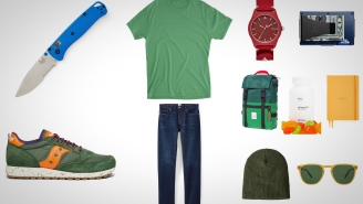 11 Everyday Carry Essentials: Primary Colors