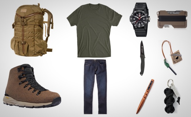 everyday carry essentials tactical gear