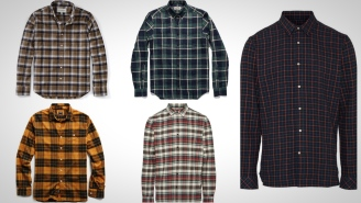 Flannel SZN: 5 Shirts To Help You Get Through Fall