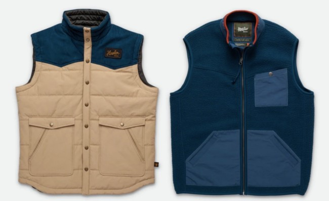 Fall Vests Howler Brothers