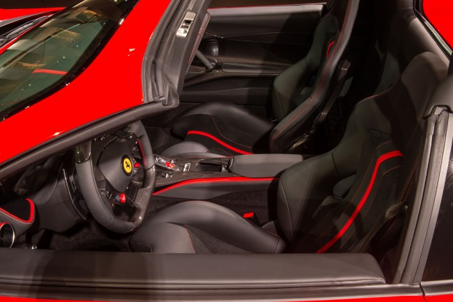 Ferrari Unveiled Two New Spider Supercars For The Frankfurt Motor Show
