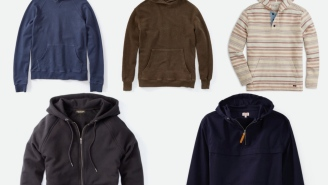 5 Hoodies To Get You Through Fall While Feeling Great And Looking Even Better