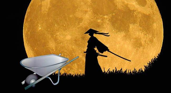 Florida Man Wields A Samurai Sword In Fight Over A Wheelbarrow