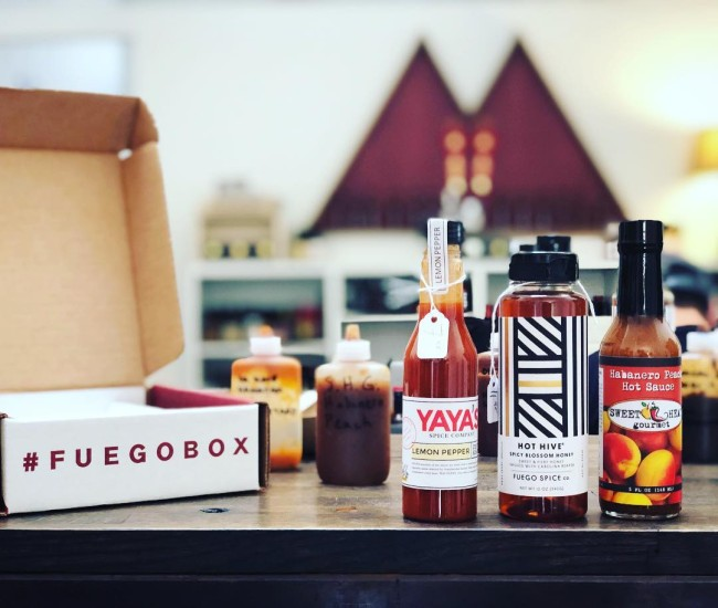 Fuego Box Hot Sauce