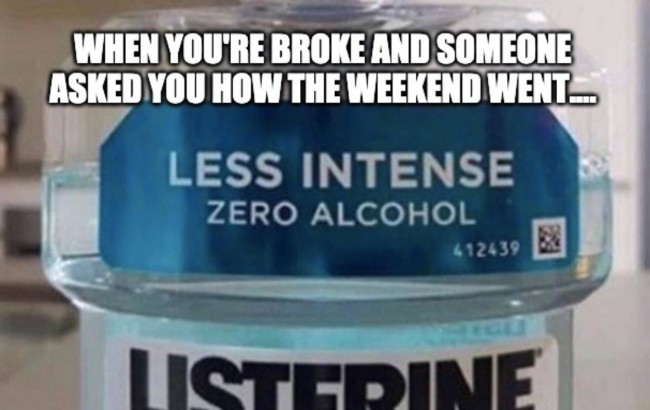 funniest memes about being broke
