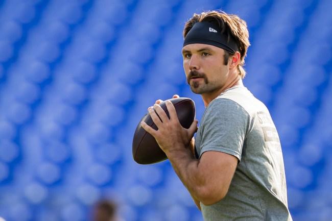 Jaguars quarterback Gardner Minshew gets offered an endorsement deal from adult entertainment company Cam Soda