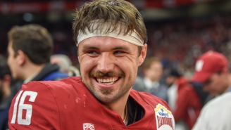 Gardner Minshew's College Coach, Mike Leach, Described The Blunt Recruiting Pitch He Used On The QB