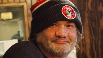 Artie Lange Is BACK! The Comedian Is  Home From Rehab, 7 Months Sober, And Looks Unrecognizable In The Best Way
