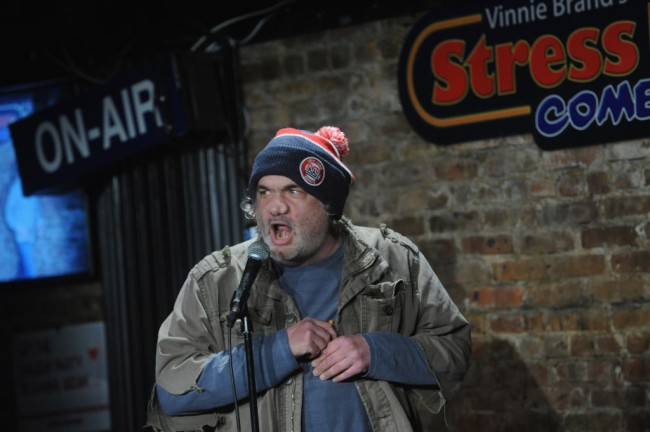 """Comedian and """"Crashing"""" star Artie Lange lost a ton of weight after rehab but doesn't intend to fix his deformed nose because it reminds him of his drug abuse."""