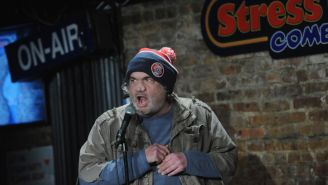 Artie Lange Says He Likes His Deformed Nose Because It Is A Reminder Of His Drug Abuse