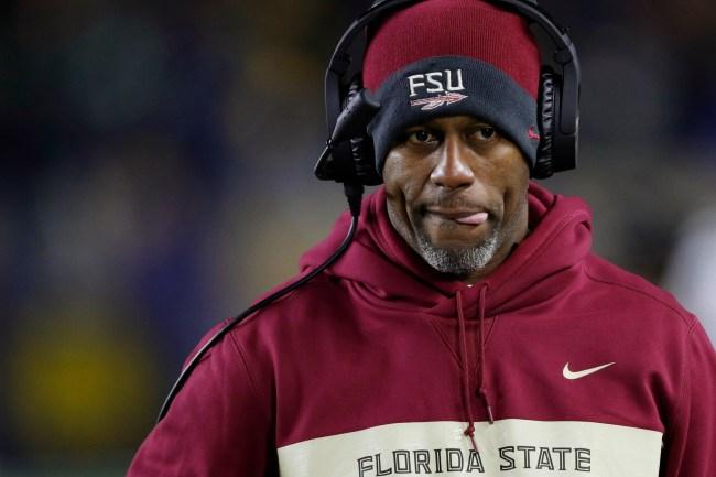 FSU Head Coach Willie Taggart