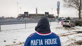 The Buffalo Bills Are Going To Insane Lengths To Make Sure Bills Mafia Doesn't Burn The Stadium Down In Sunday's Home Opener