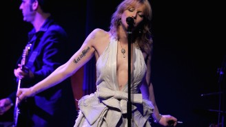 Courtney Love Says Prince Andrew Showed Up At Her House At 1 AM 'Looking For Sex' After Introduced By Jeffrey Epstein