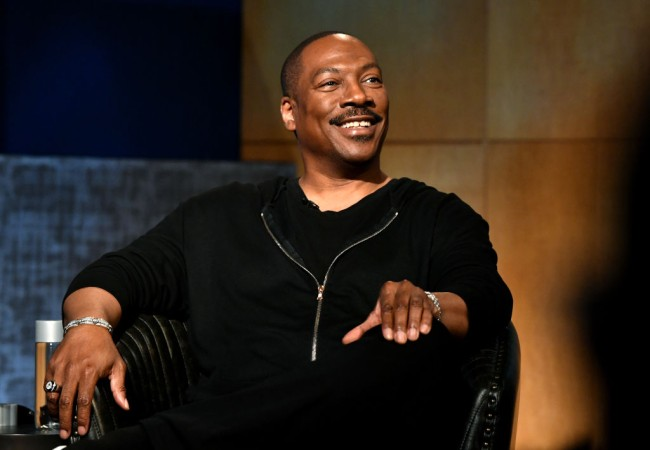 "Eddie Murphy says he  ""never stopped doing music"" since the 1980s  and has made hundreds of songs, could be SNL music guest this season."