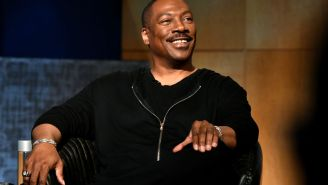 Eddie Murphy Says He 'Never Stopped' Making Music And Has A Vault Of Unreleased Songs