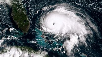 VIDEOS: Hurricane Dorian 'Catastrophic' Category 5 Storm, Strongest Hurricane To Ever Hit The Bahamas, 220 MPH Wind Gusts