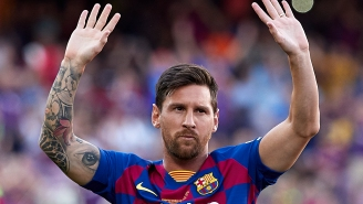 Lionel Messi, Barcelona Players Taking a 70 Percent Pay Cut To Ensure Club Employees Will Be Paid Full Salaries
