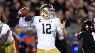 Two Missteps Led To The Coronavirus Spreading Like 'Wildfire' Among The Notre Dame Football Team