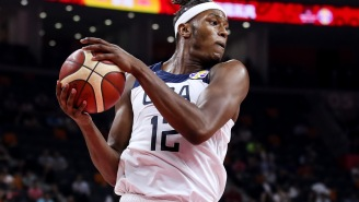 Myles Turner Fires Back Against Everyone Hating On Team USA For Laying An Egg In The FIBA World Cup
