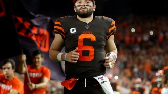 Baker Mayfield Delivers Sick Burn In Response To Rex Ryan Calling Him 'Overrated As Hell'